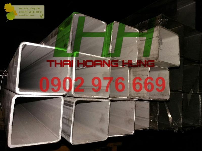 Hộp vuông inox 304 70×70