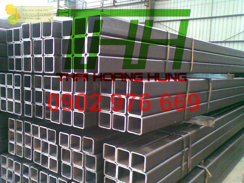 Hộp vuông inox 304 50×50