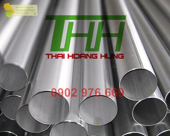 Ống hàn inox 304/SCH40