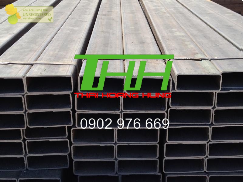 Hộp inox 304 30x60mm