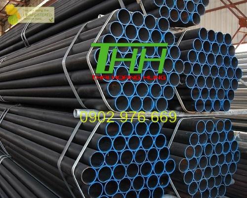 Thép ống đen giá rẻ tại Tp HCM