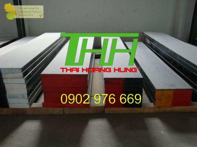 Thép tấm SKD11 giá rẻ tại TP HCM