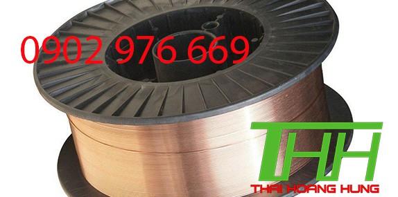DÂY HÀN MAG NAHAVIWEL NB-70S LOẠI 0.8MM, 0.9MM, 1.0MM, 1.2MM, 1.6MM